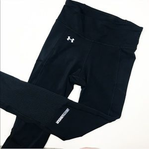 Under Armour Women's Black Skinny Leggings Size S
